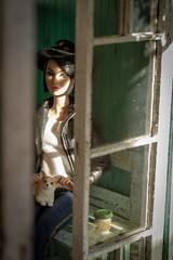 Sweet dreams (kinmegami) Tags: poppyparker miniature diorama dollhouseminiature dollhouse corgi integrity 16