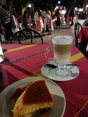 2019-01-15_191816_IMG_20190115_191814a (becklectic) Tags: 2019 coffee flan foodtour mexico oaxaca oaxacastate