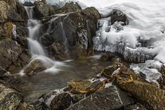 Riu de Juclar, Principat d'Andorra (kike.matas) Tags: canon canoneos6d canonef1635f28liiusm kikematas riudejuclar valldincles canillo andorra andorre principatdandorra pirineos paisaje nature nieve hielo agua sedas senderismo hiking excursión rocas invierno lightroom6 андорра