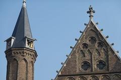 The Ridderzaal in the Binnenhof, The Hague, 13th century (5) (Prof. Mortel) Tags: netherlands thehague ridderzaal binnenhof