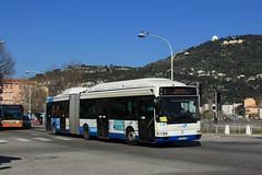 Irisbus Agora L GNV 418 (Jason De Souza .) Tags: irisbus agora l gnv cng gnc nice france 06300 lignes dazur rla azur ligne bleu livrée 16 ariane vauban université pasteur 06 418 renault rvi cs405gr cs 405 gr