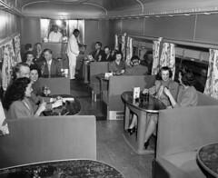 CB&Q Twin Cities Zephyr Lounge Interior (Chuck Zeiler 52) Tags: cbq lounge car interior burlington railroad budd coach hedrichblessing chz