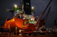 Last Shoot (Carl Terlak) Tags: quay emount denmark jutland ilce apsc sony docks harbour kattegat lens zeiss nex6 ship