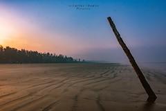 Warm and Cool morning (kailas bhopi) Tags: nagavbeach alibaug maharashtra beach sunrise seashore konkanphotography coastalkonkan konkan landscape nikon7200 tokina1116
