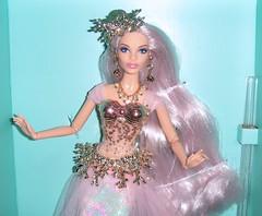 2019 Mermaid Enchantress Barbie (4) (Paul BarbieTemptation) Tags: 2019 mermaid enchantress barbie gold label mythical muse series claudette fantasy