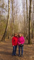 Forest (piotr_szymanek) Tags: marzka ania woman portrait outdoor 1k 20f 5k 10k