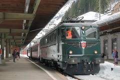 Göschenen - Legendary Gotthard Locomotive Ae 6/6 (Kecko) Tags: 2019 kecko switzerland swiss schweiz suisse svizzera innerschweiz zentralschweiz uri gotthard gotthardbahn göschenen sbb sangottardo bahn railway eisenbahn railroad bahnhof station lokomotive locomotive zug ae66 11411 historic historisch gotthardlokomotive swissphoto geotagged geo:lat=46666380 geo:lon=8589190