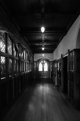 Knightshayes Court (4) (~g@ry~ (clevedon-clarks)) Tags: knightshayescourt blackwhite black white monochrome mono historic history nationaltrust uk devon estate gardens nikon d810 nikkor 1635mm