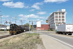 Kansas Avenue (ujka4) Tags: kansascityterminal kct sw1200 1213 kansascity kansas ks kansasavenue
