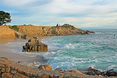 Lover's Point, in Pacific Grove, California, Christmas 2018 (Northwest Lovers) Tags: california pacificgrove highway1
