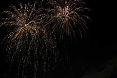 Feux d'artifice sur la piste Luc Alfand - Serre Chevalier (CHRISTOPHE CHAMPAGNE) Tags: 2018 france hautes alpes 05 serre chevalier feux artifice fireworks piste luc alfand