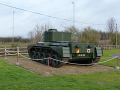 P1250829 (IanTongUK) Tags: british a34 comet worldwar2 iwmduxford