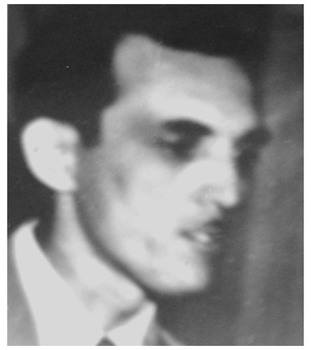 Jorge Luis Jimenez, defendant in Puerto Rican sedition trial: 1954