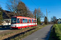 Der letzte Rest vom Schützenfest (trainspotter64) Tags: strasenbahn streetcar tram tramway tranvia tramvaj tramwaje vrr bogestra bochum witten nrw westfalen ruhrgebiet düwag m6s überlandbahn