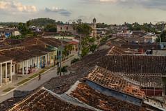 View of Camajuani from a roof (lezumbalaberenjena) Tags: camajuani camajuaní villas villa clara 2019 lezumbalaberenjena