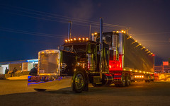 Peterbilt 359 (NoVa Truck & Transport Photos) Tags: peterbilt 359 reefer massachusetts truck big rig 18 wheeler 2017 large car mag southern classic ta lexington va
