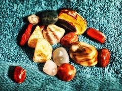 Multi-Colored (kendoman26) Tags: hss happyslidersunday stones polishedstones nikcoloreffex4pro niksoftware sonyalpha sonya6000 sonyicle6000 meike35mm