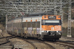 447014 (Lucas31 Transport Photography) Tags: trains railway castellbisbal renfe rodalies
