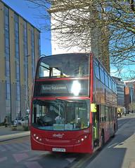 abellio london 9421 LJ07 OPG (mj.barbour) Tags: alexander dennis enviro 400 tram replacement bus abellio london 9421 lj07 opg