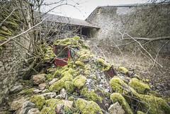 _DSC0195 (Foto-Runner) Tags: urbex lost decay abandonné épave citroen ruine rouille mousse