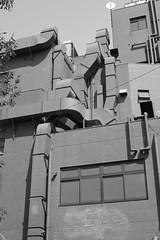 RICOH GR 47 (HAMACHI!) Tags: tokyo 2019 japan ricoh ricohgriii ricohimaging ricohgr gr gr3 griii loadtest cameratest monochrome blackandwhite shibuya architecture exterior