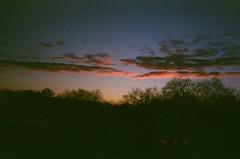 7 (Ilya Feldman) Tags: mju2 mju kodak ultramax 400 mjuii olympus film russia 35mm sochi sunset