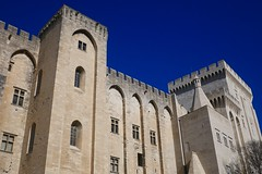 Towers (Nick_Leonard) Tags: provence palace palaisdespapes palaceofthepopes avignon france europe 2019 travel