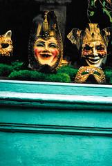 Mardi Masks