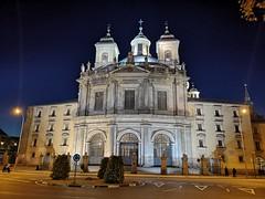 exterior de noche Real basílica de San Francisco el Grande Madrid 02 (Rafael Gomez - http://micamara.es) Tags: exterior de noche real basílica san francisco el grande madrid