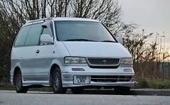 P680 LRX (Nivek.Old.Gold) Tags: 1997 nissan largo 4wd 1970cc diesel