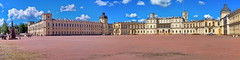 Great Gatchina Palace with Paul I (akovt) Tags: russia saintpetersburg gatchina castle schloss palace monument россия санктпетербург panorama