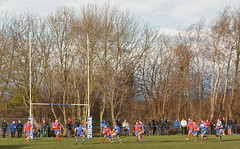 The Long Way Round (Feversham Media) Tags: locklanearlfc longhornsrugbyleague coralchallengecup rugbyleaguechallengecup amateurrugbyleague yorkshire westyorkshire locklanesportscentre locklane castleford rugbyleague sportsaction