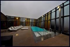 TopSide (VegasBnR) Tags: nikon nevada pool poolside nikor highrise skysraper lounge lasvegas strip vegas vegasbnr geo gimp slant