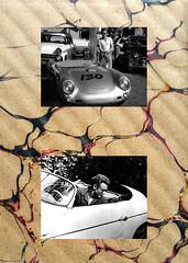 V_2461 (C&C52) Tags: voiture sportive porsche icône star acteur cinéma collector diptyque vintage