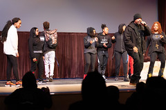 20190208__BethConyers_Hoodies Up, Roosevelt HS_16 (ppscomms) Tags: hoodies up roosevelthighschool blackhistorymonth