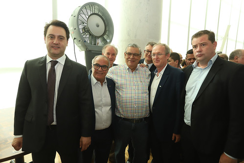 Posse do Secretário de Desenvolvimento Sustentável e Turismo, Márcio Nunes