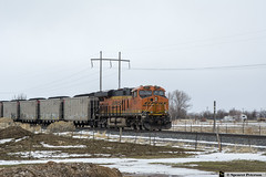 BNSF 6511 Shoving (Utah3002) Tags: bnsf cwec2 sharpsub unionpacific up trains railroads railfans utah