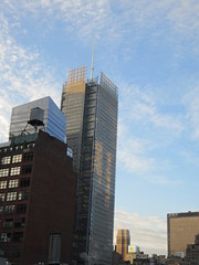 2019 March Morning Light Clouds 3539 (Brechtbug) Tags: 2019 march morning light clouds virtual clock tower from hells kitchen clinton near times square broadway nyc 03112019 new york city midtown manhattan winter spring weather building breezy cloud hell s nemo southern view