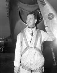 russell thaw collection image (San Diego Air & Space Museum Archives) Tags: aviation aircraft airplane militaryaviation curtiss curtissp40 p40 curtisselectricpropeller irvingparachute irvinparachute irvingparachutecompany irvin parachute parachuteharness