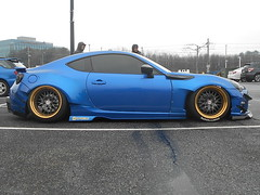 2016 Subaru BRZ (splattergraphics) Tags: 2016 subaru brz widebody slammed customcar carshow huntvalleyhorsepower huntvalleytownecentre huntvalleymd