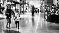 Girls at Fältöversten in Stockholm Sweden31/7 2016. (photoola) Tags: stockholm galleria fältöversten karlaplan barn sv monochrome blackandwhite sweden photoola girlchildren