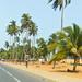 Entering Togo