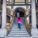 2018 - Mexico -  Mexico City - Chapultepec Castle Alcazar Entrance thumbnail