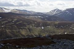 Hills and Mountains (steve_whitmarsh) Tags: aberdeenshire scotland scottishhighlands highlands mountain hills glen snow summit cairngorms topic