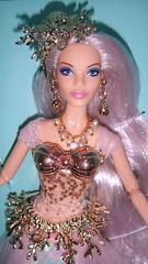 2019 Mermaid Enchantress Barbie (7) (Paul BarbieTemptation) Tags: 2019 mermaid enchantress barbie gold label mythical muse series claudette fantasy