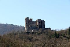 Lavaudieu (Herve_R 03) Tags: architecture auvergne château castle hauteloire france