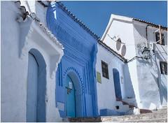 553 - XAUEN - MARRUECOS - (--MARCO POLO--) Tags: marruecos ciudades exotismo rincones curiosidades calles arquitectura colores
