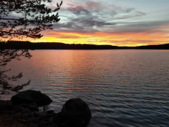 20181121-20181121_154058_Richtone(HDR) (Jarmo Villstedt) Tags: auringonlasku hyypiönniemi iltarusko kinkjärvi