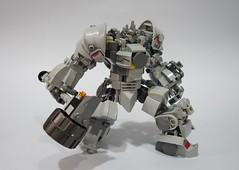 Reinhardt04 (chubbybots) Tags: lego overwatch reinhardt mod 75973