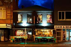 20190109-50-Bar Wa Izakaya exterior night (Roger T Wong) Tags: 2019 australia bawaizakaya hobart japanese rogertwong sel24105g sony24105 sonya7iii sonyalpha7iii sonyfe24105mmf4goss sonyilce7m3 tasmania bar building lights night restaurant street